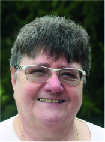 Murielle FAVRE secrétaire de mairie